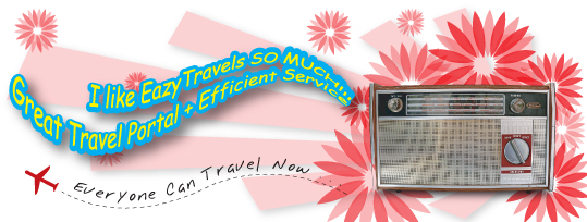Everyone Can Travel Now @ EayzTravels