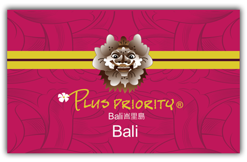 Bali Plus Priority Card - 10 Days usage